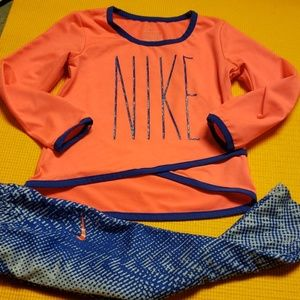 Nike outfit set